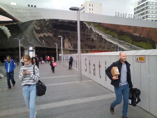 051 WM Birmingham New Street Arrivals