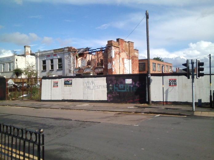 073 WM Birmingham Corbyn Palestine Wall