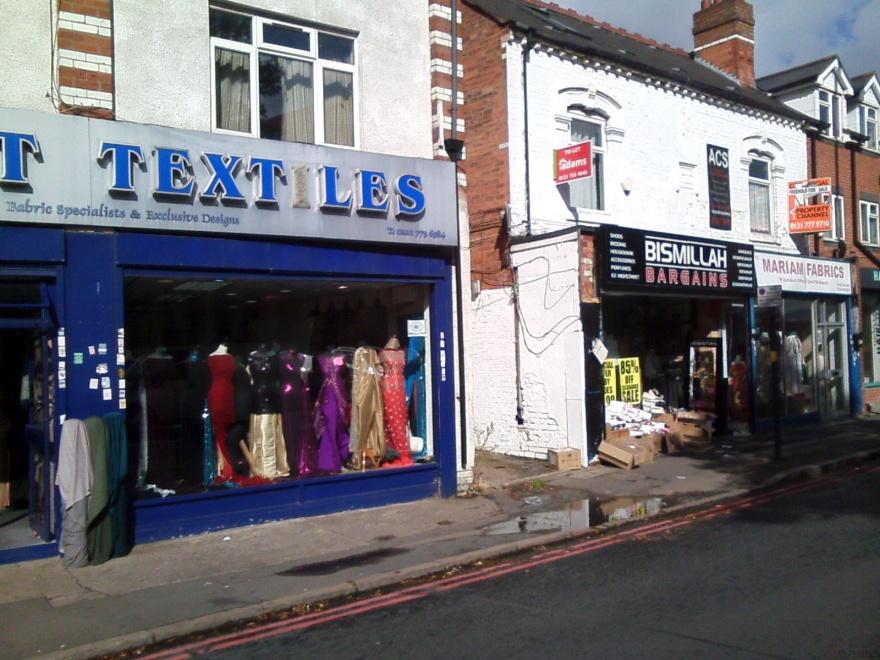 081 WM Birmingham Shops