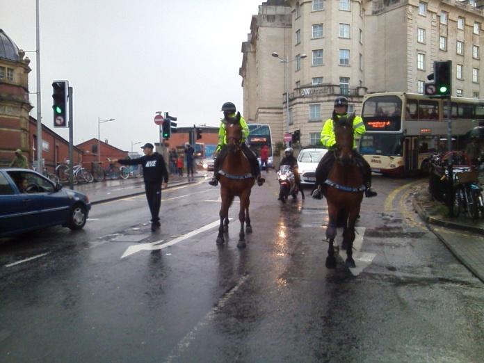 101 SW Bristol PAAA March Motorist complains